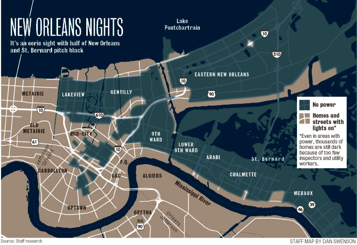 new orleans before and after hurricane katrina essay New orleans — in the days after hurricane katrina left much of new orleans in flooded ruins, the city was awash in tales of violence and bloodshed the narrative of those early, chaotic days .