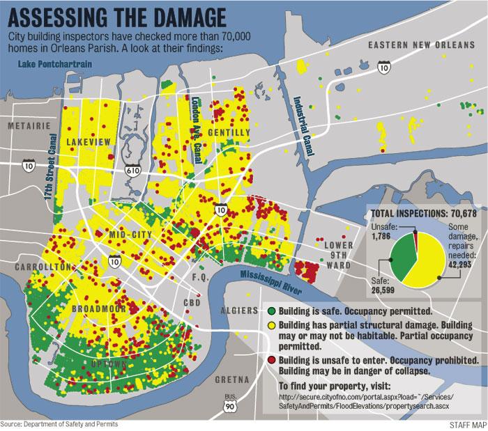 Hurricane Katrina Graphics